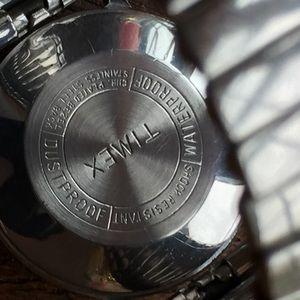 Timex Accessories - Vintage 1968 Timex Mechanical Wind Running Watch